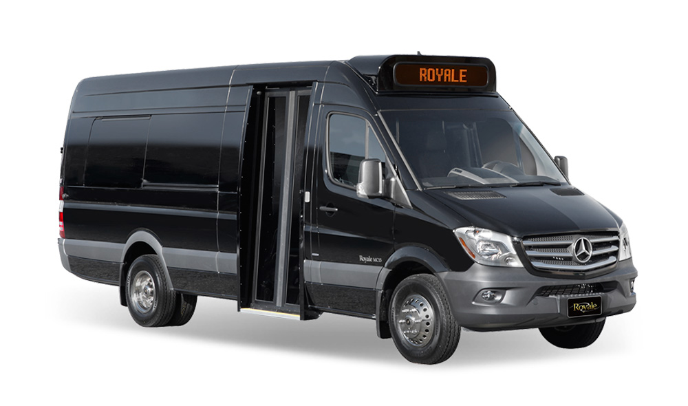 Sprinter Airport Hotel Shuttle Royale