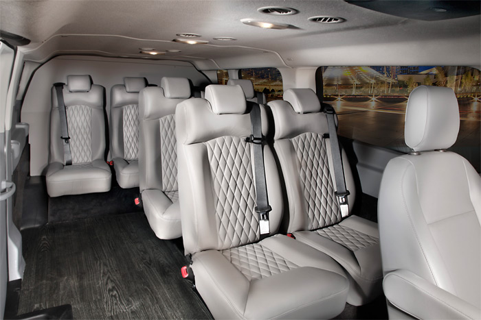 Transit Luxury Van Royale