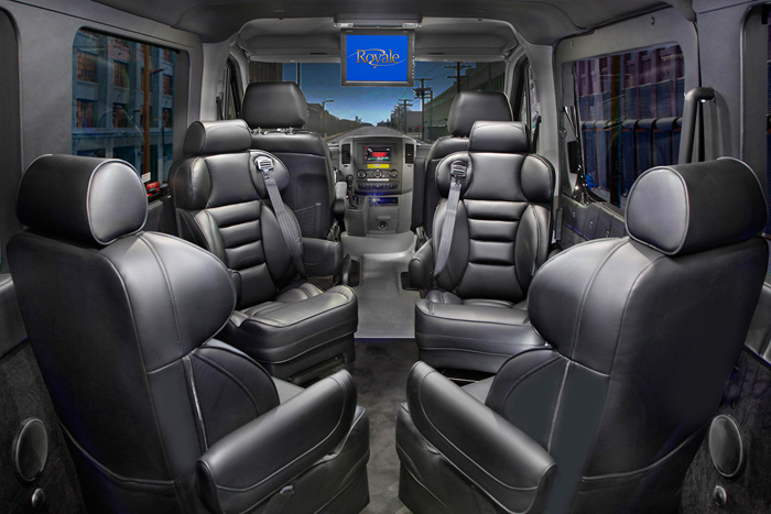 Sprinter Luxury Van Royale