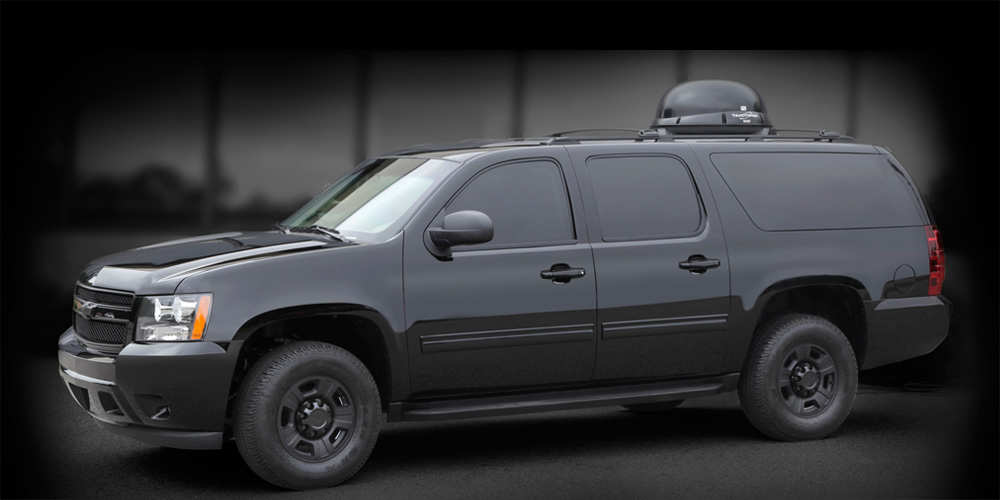 Pre Owned Suburban >> Armored Mobile Office | Royale