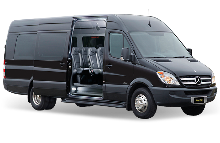 royale limousine mercedes benz sprinter a cabot coach builders company. Black Bedroom Furniture Sets. Home Design Ideas