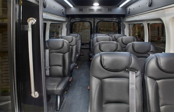 Transit Van Bus Seating Royale