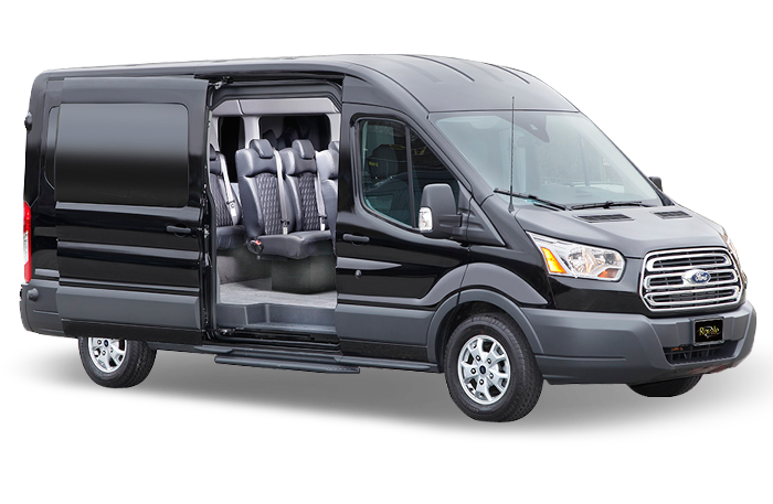 royale limousine ford transit vans a cabot coach builders company. Black Bedroom Furniture Sets. Home Design Ideas